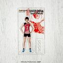 アクリルフィギュア 2016全日本女子バレーボール 〈木村沙織 選手〉