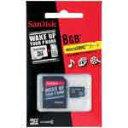 【サンディスク】マイクロSDカード SDQ-008G-J95M 2GB