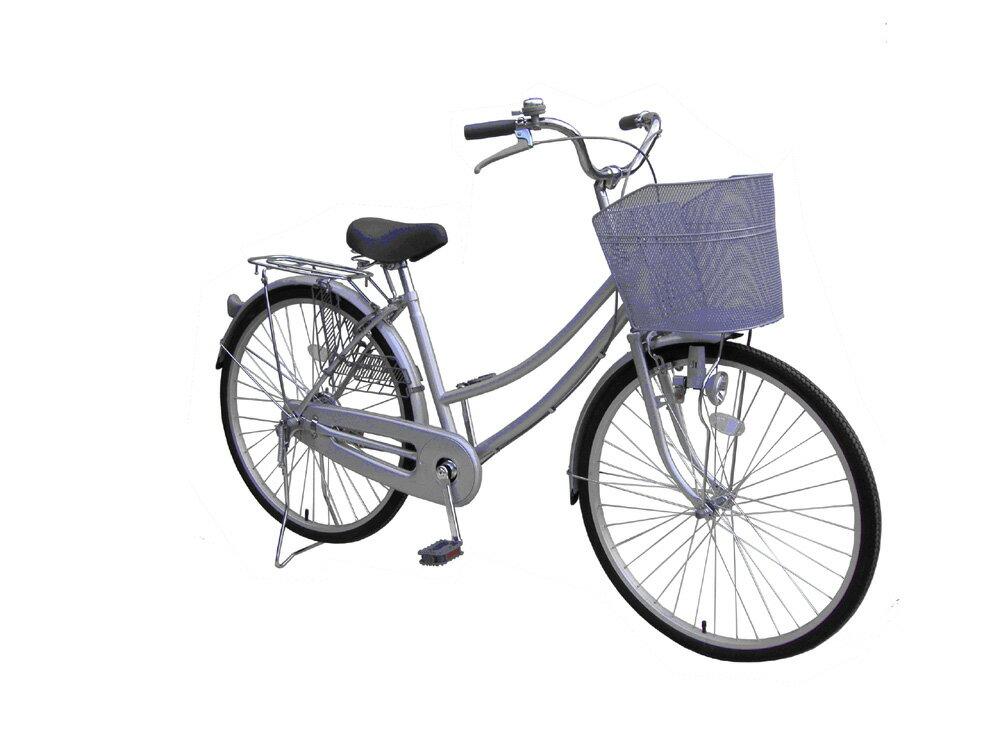 PSJ-263KEI【パンクしない自転車】26インチ内装3段軽快車ノーパンク仕様【送料無料】【smtb-TK】【YDKG-tk】【fsp2124】【fs2gm】【RCP】【fs3gm】  空気のいらない・空気を入れる必要がない自転車