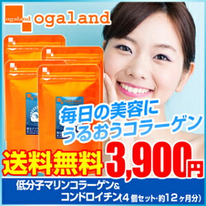 ★〓【. マリンコラーゲン コンドロイチン オーガランド サプリメント