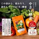 やさい酵素 (約3ヶ月分) ダイエット サプリメント ポイント20倍 送料無料 野草 野菜 酵素 生...