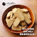 【訳ありセール】 スイーツ グルメ 玄米ブラン 豆乳おからクッキー 500g(250g×2袋) チャック付き おからパウダー メール便A TSG 新商品