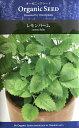 楽天大神ファームオーガニック・シード:レモンバーム ハーブの種 ハーブティ用