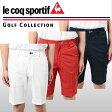 ルコックゴルフ (Le coq sportif) ストレッチ ハーフパンツ 2016春夏 メンズ
