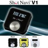 ショットナビ (Shot Navi) Shot Navi V1 音声+液晶のハイブリッドタイプ GPSゴルフナビ