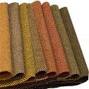 ウール【21900】【無地】【送料無料】【ウール生地】カラー全17色【50cm単位の切り売り】【ヘリンボン】21900☆コートやジャケットにおすすめ♪