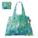 ショッピングバッグ 「Rain drop」 折りたたみエコバッグ