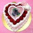 写真ケーキ スイートハート ケーキ バースデーケーキ お誕生日 パーティー 記念日 サプライズ 5号