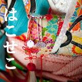 【2014年新作】【七五三】古布のはこせこ(筥迫)