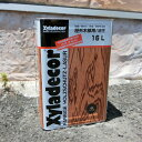 キシラデコール 16L(80〜112平米/2回塗り) 屋外用...