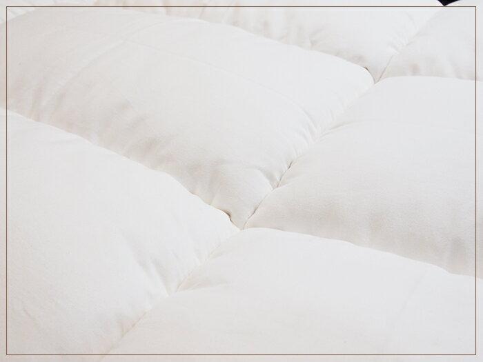 綿100%お昼寝布団 ヌード敷き布団 園児用 ...の紹介画像3