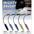 【送料無料】アメリカ MIGHTY BRIGHT マイティブライト TravelFlex トラベルフレックス LEDブックライト 42610・Black(ブラック)
