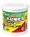 コニシ ウッドパテ タモ白 1kg