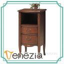 Venezia(ベネチア) 電話台 テレフォンスタンドB 774633【送料無料】【大川家具】【TKAC】【140827】【smtb-MS】【PONT10】