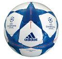 アディダス フィナーレ 15-16キッズ4号球 サッカーボール AF4401WB (ホワイト/ブルー)