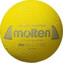 モルテン molten ミニソフトバレーボール バレーボール S2Y1200-Y(イエロー)