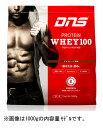 DNS プロテインホエイ100(チョコレート風味)350g サプリメント D11001110101