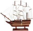 帆船 NF307 ガレオン船 完成模型/置物/ルームアクセサリー/ギフト