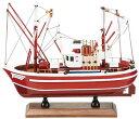 漁船 30R トロール船 完成模型/置物/ルームアクセサリー/ギフト