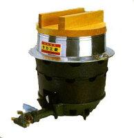 鋳物LPガス五徳2段セット5、4、3升用