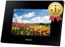 デジタルフォトフレーム S-Frame D720 7.0型 ...