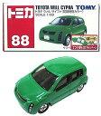 トミカ 088 トヨタ ウィル サイファ 初回限定カラー 1/59 141023