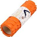 BEATON JAPAN フォームローラー 筋膜リリース ストレッチ ヨガポール 30cm?10cm 軽量 ミニ 持ち運びに便利(オレンジ)