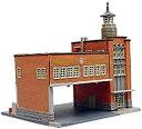 ジオコレ 建物コレクション 036 消防署 ジオラマ用品