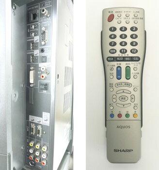 ♪32インチ♪世界の亀山モデル♪SHARP/シャープLC-32GH1デジタルハイビジョン液晶テレビ