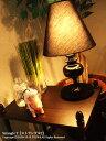 【YTL-305BK】[ナチュラル照明]クラシックなテーブルランプStrangle-T/BK【ストラングルT/ブラック】【テーブルライト】【照明器具】【アンティーク風】【pointup_kita_0105】