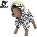 DOGO(ドゴ/ドゥーゴー)パンクゼブラ/コスチューム【メール便不可】なりきりコスチューム/犬服/ドッグウェア/小型犬用品/子犬/おしゃれ/ペット/チワワ/トイプー/ヨーキー 02P03Dec16