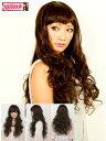 Wiina(ウィーナ) ファッションウイッグロングカール 大人 かわいい つけ毛