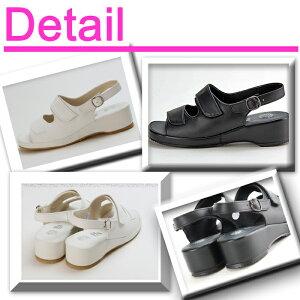オフィスサンダル/オフィスシューズ/バックベルトサンダルレディース(婦人用)パンジーオフィスpansy靴[BB5303]