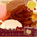 プチギフトやお中元ギフト お試しにも チョコレートクッキー 人気スイーツ(お菓子)のチョコクッキー3個 あす楽 ●