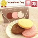 バレンタイン チョコ 義理チョコ チョコレート お菓子 チョコクッキー チョコレート【
