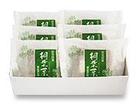 桐葉菓 6個入 賞味期限10日
