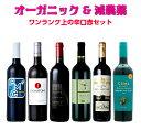 ワイン オーガニックワイン ワインセット セット 送料無料 オーガニック 自然派ワイン 赤ワイン 赤 ハロウィン 飲み比べセット 飲み比べ 家飲み 金賞 フルボディ ビオワイン 自然派 ビオ ギフト ギフトセット いつもより『ワンランク上』の美味しい赤ワイン6本セット