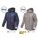 HUMMER HM-3000 防水×防寒レインウェア上着のみ/保温性抜群のアルミプリント裏地