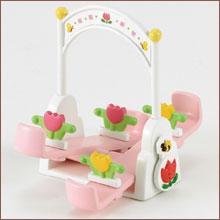 シルバニアファミリー 家具シリーズ【カ-215 赤ちゃんシーソー】エポック社