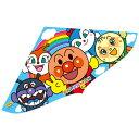 日本製★凧揚げ お正月玩具【アンパンマンカイト】★凧糸付き/ピノチオ