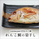 Figure airing of the れんこ sea bream [dried fish of Kyushu, Nagasaki] [Father's Day]
