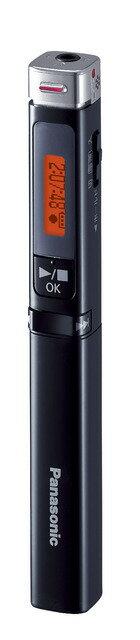 ICレコーダー ペン型 パナソニック RR-XP008-K ブラック