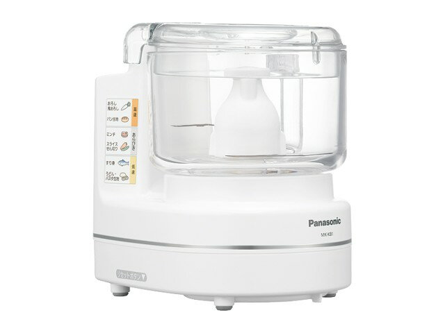 National Panasonic food processor MK-K81-W