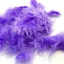羽根 マラボウ 小(F-95) 紫 (H)_3b_