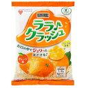 マンナンライフ 蒟蒻畑ララクラッシュ オレンジ味(24gx8個)×12袋
