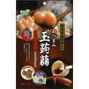村岡食品 おつまみ玉蒟蒻 ピリ辛醤油味 70g×10袋