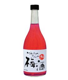 かみはやさんの梅酒 (紅)