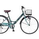 【セール】26インチ折畳自転車 M-50...