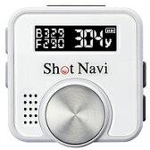 ショットナビ 高低差計測機能搭載GPSゴルフナビ V1 V1-W ホワイト 【送料無料】【smtb-s】【RCP】
