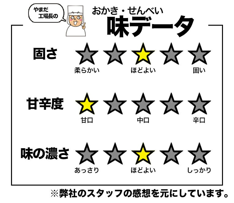 【ざらめ 100g】 日本の米100%、化学調...の紹介画像3